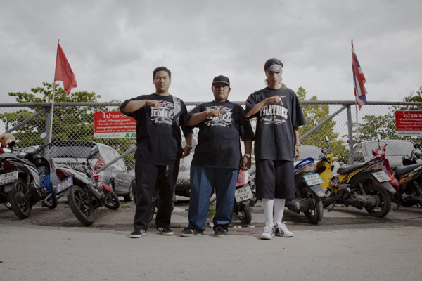 Mexican Gangs in Thailand
