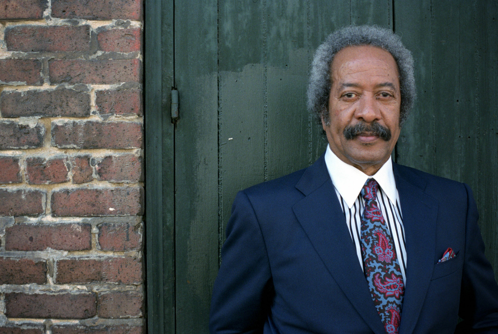 New Orleans music icon Allen Toussaint died in November, 2015 at the age of 77.