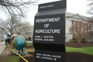 Headquarters for the United States Department of Agriculture.