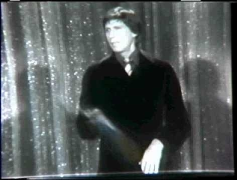 David Brenner's debut on The Tonight Show, Jan. 8, 1971.