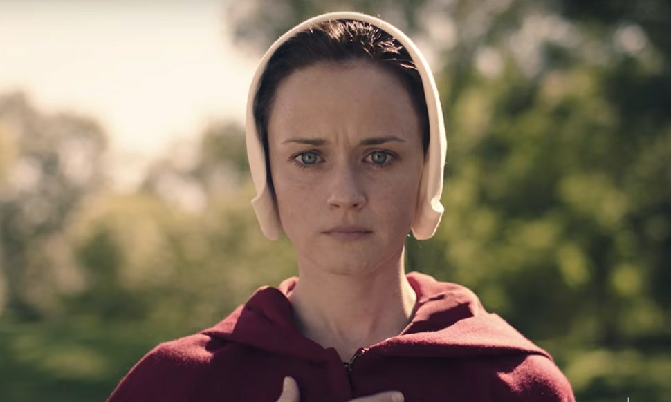 Alexis Bledel has an Emmy nomination for Outstanding Supporting Actress in a Drama for the second season of