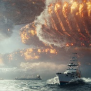 Still shot from the new film, Independence Day: Resurgence.