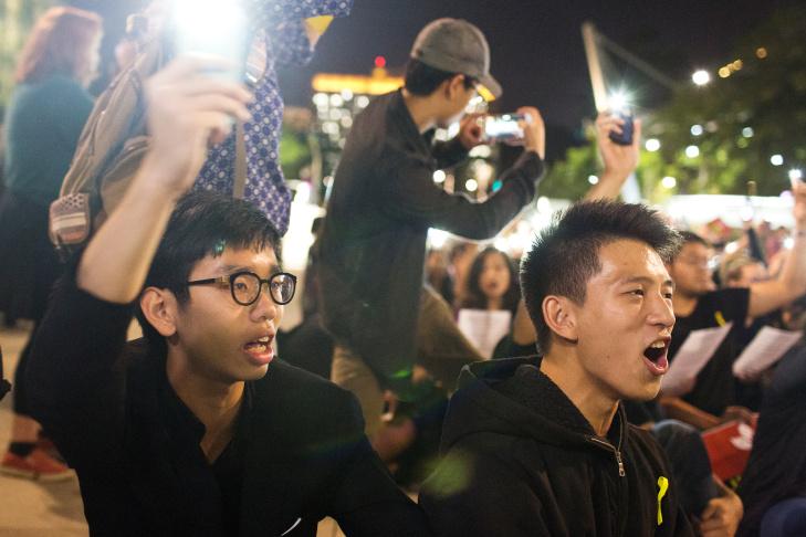 Hong Kong Vigil - 3