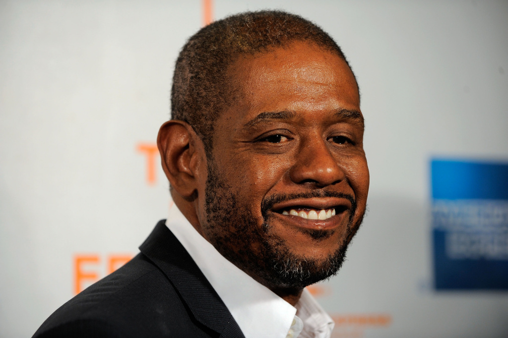 Actor Forest Whitaker during the 2010 Tribeca Film Festival at the Tribeca Performing Arts Center in New York City.