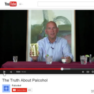 A screen grab of Palcohol creator Mark Phillips explaining his product that was approved this week by the Alcohol and Tobacco Tax and Trade Bureau, part of the U.S. Treasury Department.