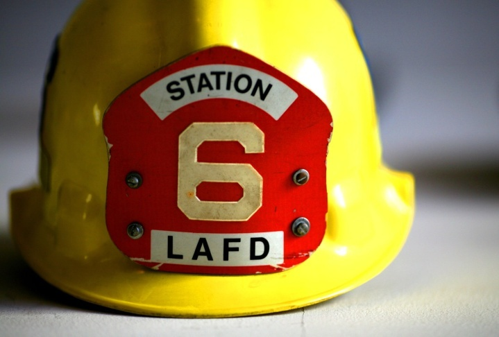 Los Angeles County Fire Department.