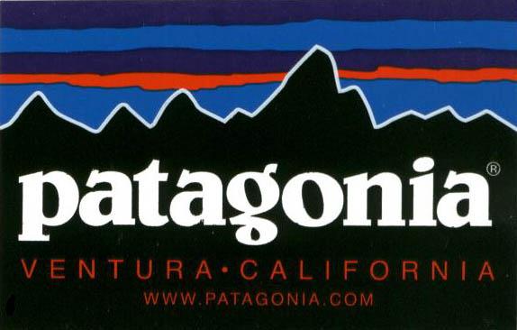 Patagonia logo.