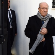 TUNISIA -ELECTIONS-ESSEBSI