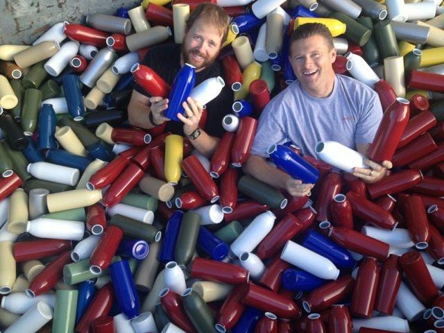 Liberty Bottleworks is based in Yakima, Washington.