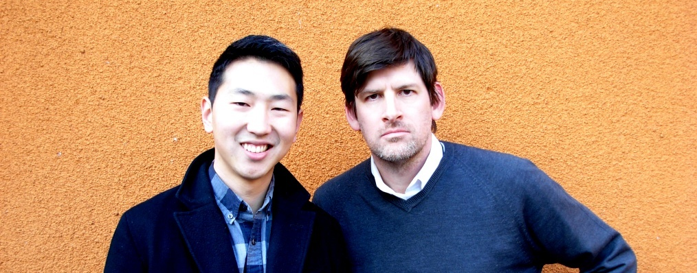 Filmmaker Andrew Ahn's film about being a gay Korean-American screens this weekend at Sundance. He met KPCC's John Rabe at the Mohn Broadcast Center for an Off-Ramp interview and photo shoot.