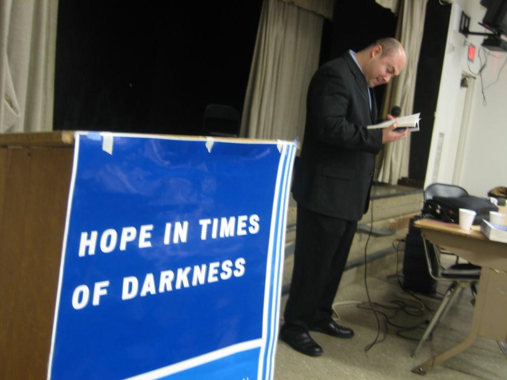Randy Jurado Ertll reads from his memoir