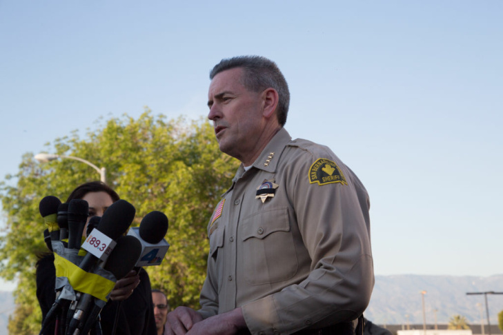 Loma Linda Dorner Press Conference