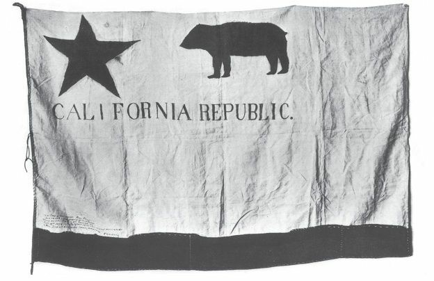 Originally a native of the Ventura Mountains, Monarch the bear lived for 22 years in captivity in San Francisco. In death, his stuffed pelt was used as the model for California's state flag.