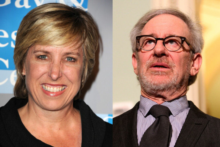 Steven Spielberg is supporting the mayoral campaign of City Controller and former Dreamworks employee Wendy Greuel.