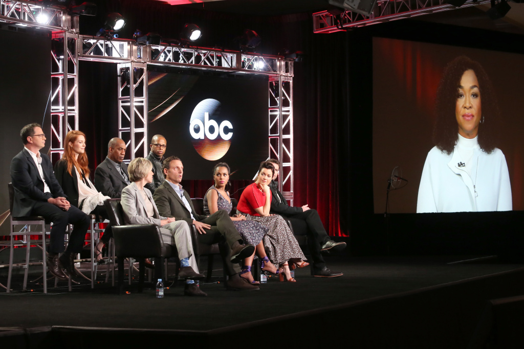 ABC has renewed its entire lineup of shows created by Shonda Rhimes.
