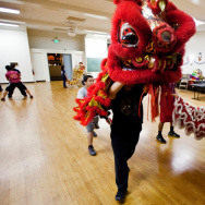 Immortals Lion Dance - 1