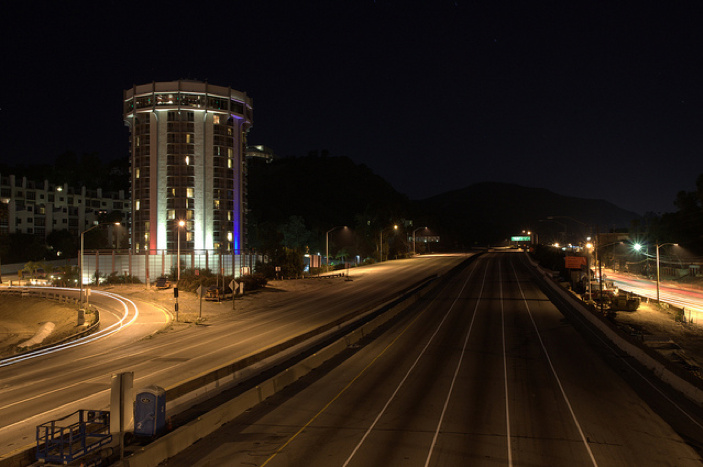carmageddon 405 freeway