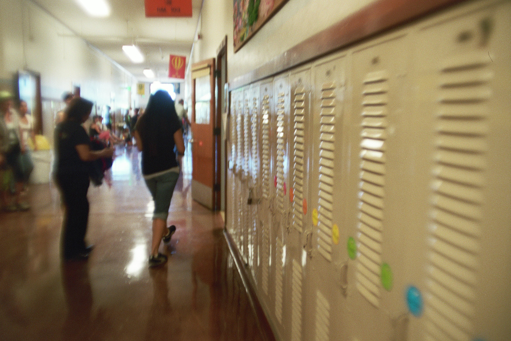 Public school students in three cities were asked about bullying in the 5th, 7th and 10th grades. 4,300 students surveyed said they were bullied, especially at younger ages.