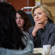 Hillary Clinton Begins New Hampshire Election Campaign