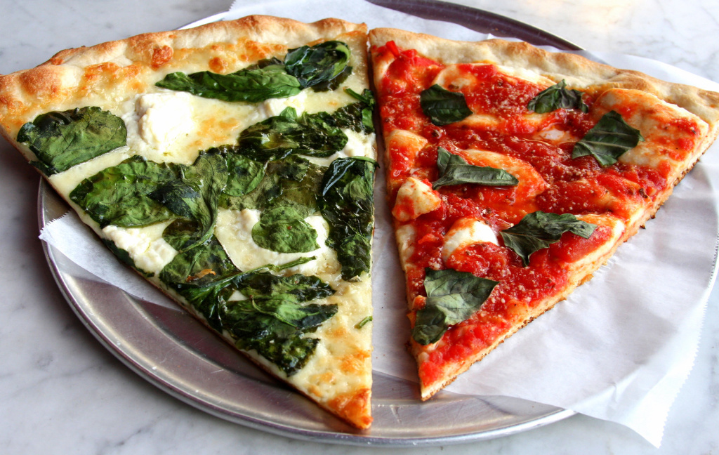 What's the average price of pizza in your city?