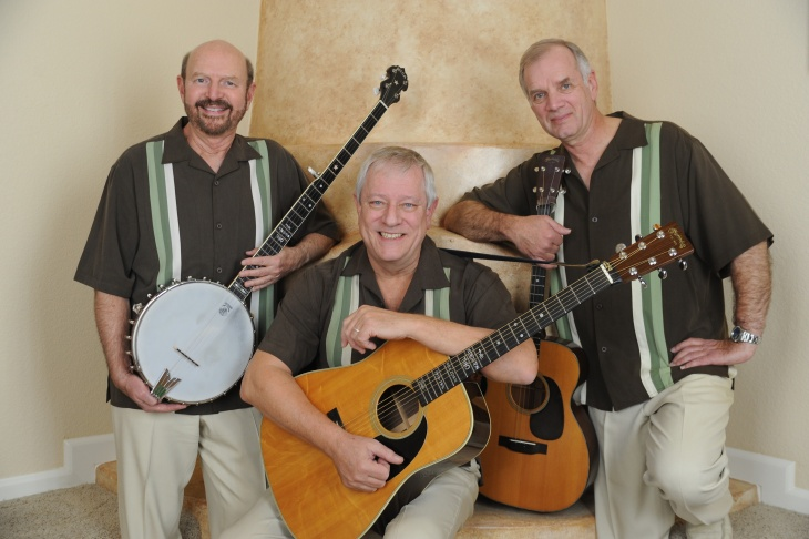 The Kingston Trio Live In Concert