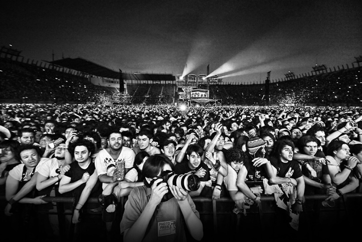 """Raza!"" Vive Latino Fest (Mexico City, 2011)"