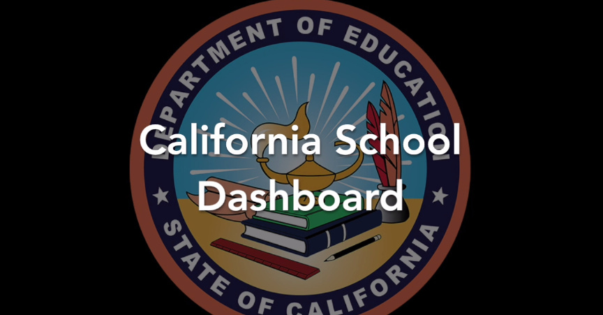 Screenshot: California School Dashboard Tutorial