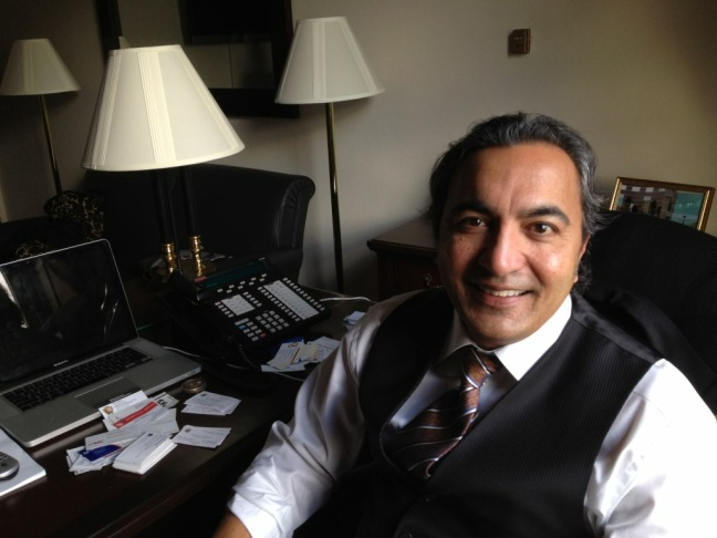 Freshman Democratic Congressman Ami Bera of Sacramento says No Labels taps into the frustrations many Americans have about their political leaders.