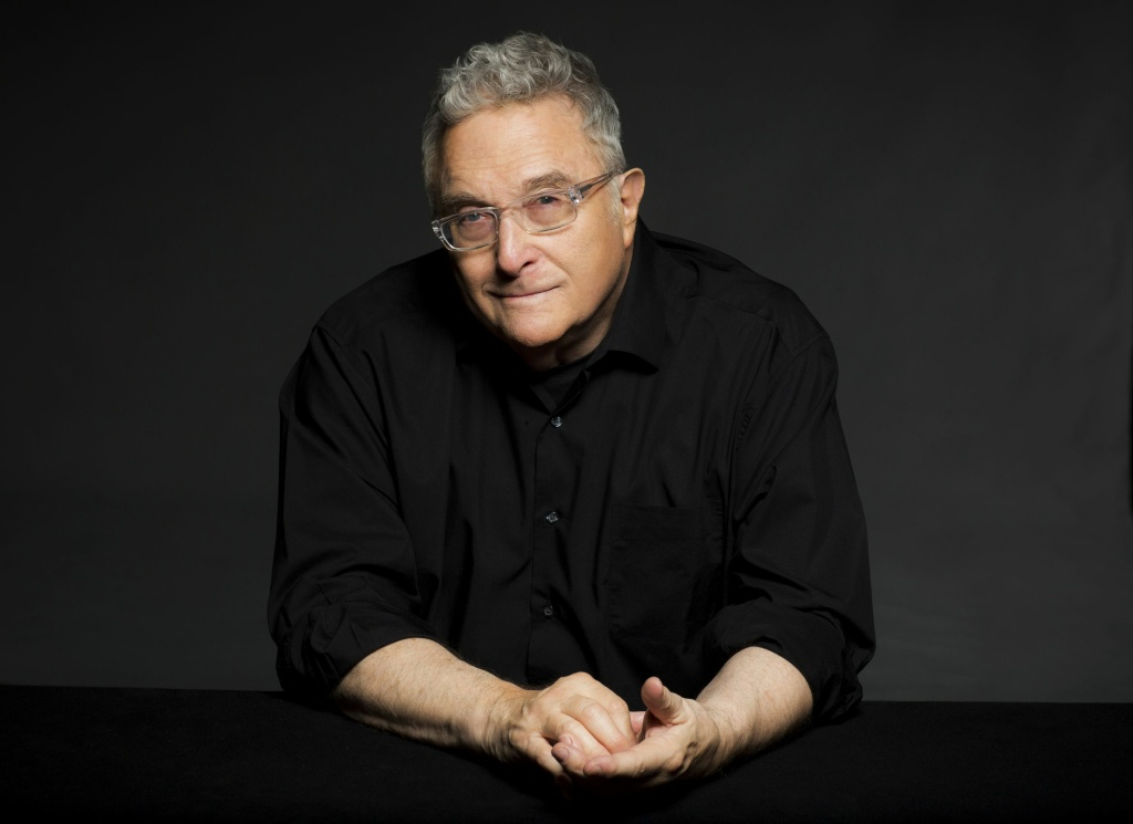 Pianist and singer-songwriter Randy Newman.