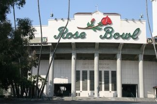 The Rose Bowl in Pasadena, Calif. File photo.
