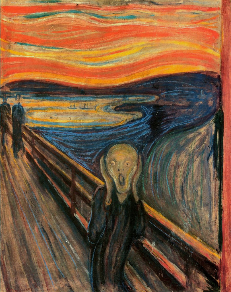 Edvard Munch's