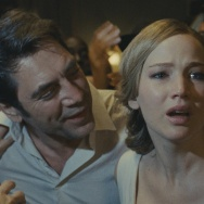 "Jennifer Lawrence stars in director Darren Aronofsky's ""Mother!"""