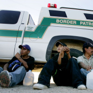 Border Patrol Units Work In Southern California