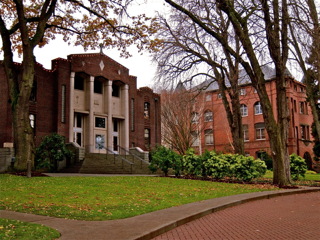 File: Seattle Pacific University campus.