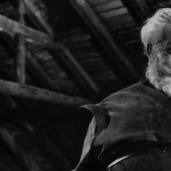 "Orson Welles as Falstaff in his ""Chimes at Midnight,"" now out on Criterion."