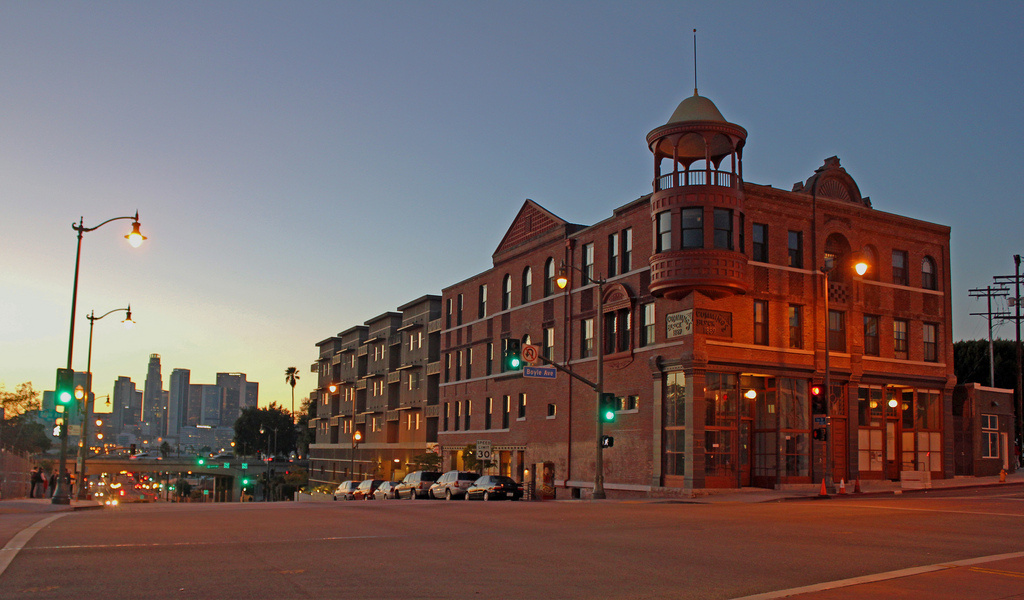 The Boyle Cummings Block Hotel will be the new home of Libros Schmibros: Lending Library.