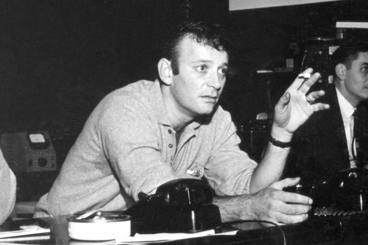 Bert Berns was a pioneering R&B producer and songwriter.