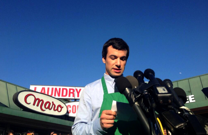 Nathan Fielder, host of Comedy Central's