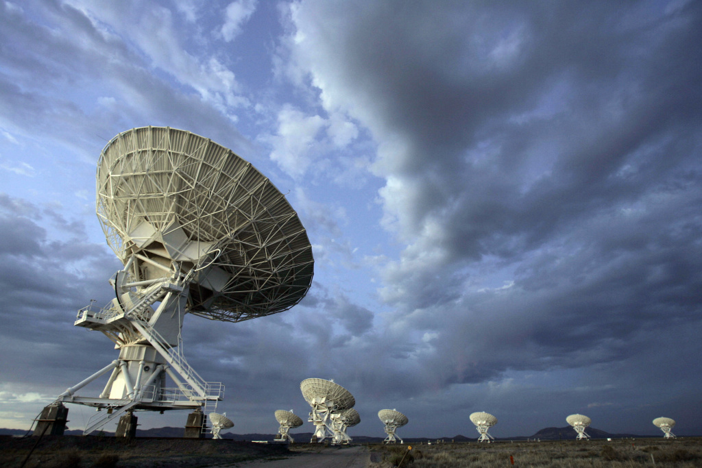 The Very Large Array is getting an upgrade in technology and nomenclature