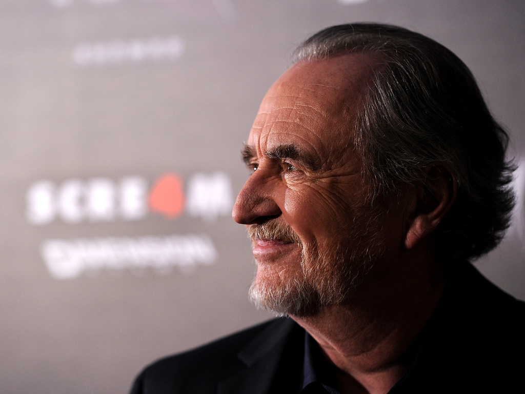 Wes Craven, the legendary horror film director, has died at the age of 76. Here, he's shown at the premiere of <em>Scream 4 </em>in 2011.