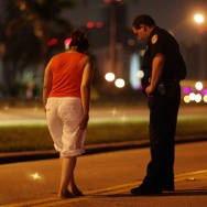 Miami Police Set Up DUI Checkpoint For Holiday Drivers