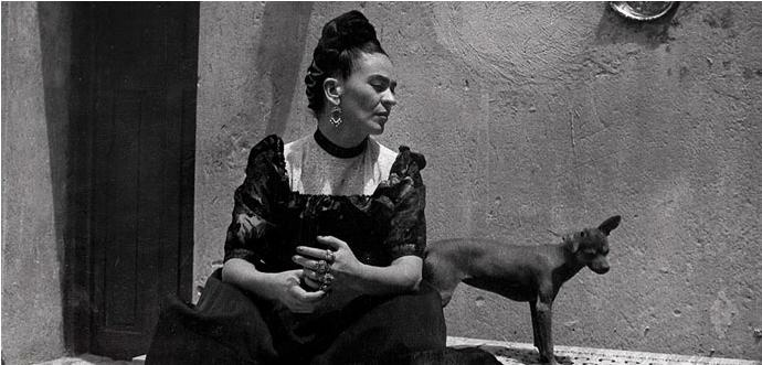 Frida Kahlo, Her Photos