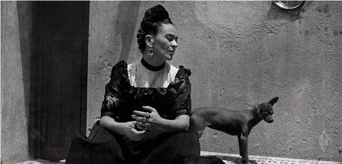Frida Kahlo, Her Photos