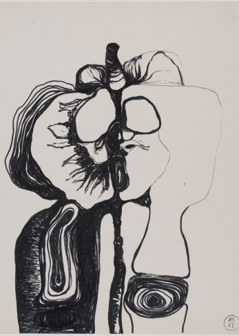 Tumeurs personnifiées (Tumors personified), 1971. © The Estate of Alina Szapocznikow/Piotr Stanislawski/ADAGP, Paris. Courtesy Zacheta National Gallery of Art, Warsaw, and Agencja Medium Sp. Z o.o.