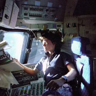 43505 lead Sally Ride, first American woman in space, dies at 61  photo