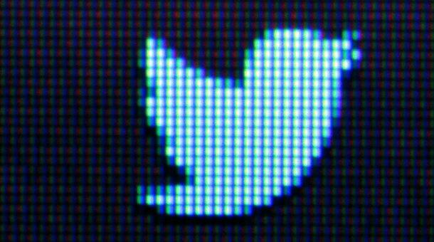 Twitter's logo.