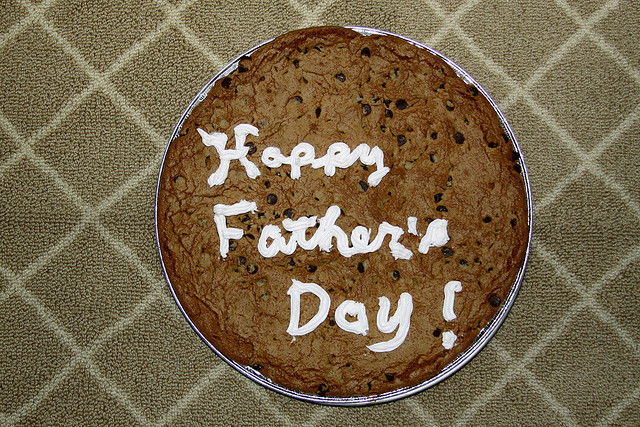 Father's Day Pie