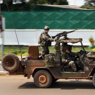 Central African Republic Violence