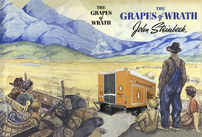 the great depression in john steinbecks novel the grapes of wrath