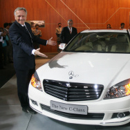President and CEO of Mercedes-Benz Joach